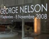 Vidéo de l'exposition Georges Nelson (9 septembre – 8 novembre 2008)