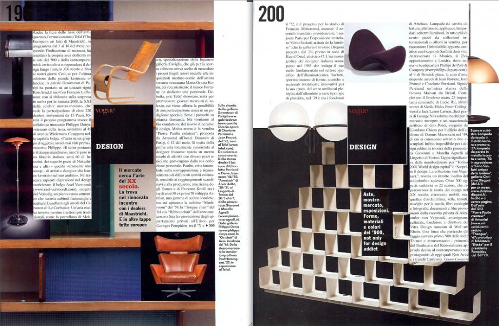 Vogue Italia 2004-2008